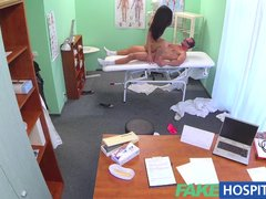 FakeHospital – Saucy sexy patient seeks