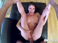 HD POVD – Dillion Carter bounces on cock